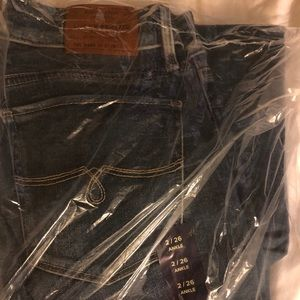 Lucky Brand Ankle Jeans Size 2